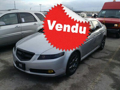 2007 Acura Tl Type S Navigation >> 2007 Acura Tl S Type Silver With Black Top Black Leather 3 7l 6